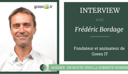 Fréderic bordage green it