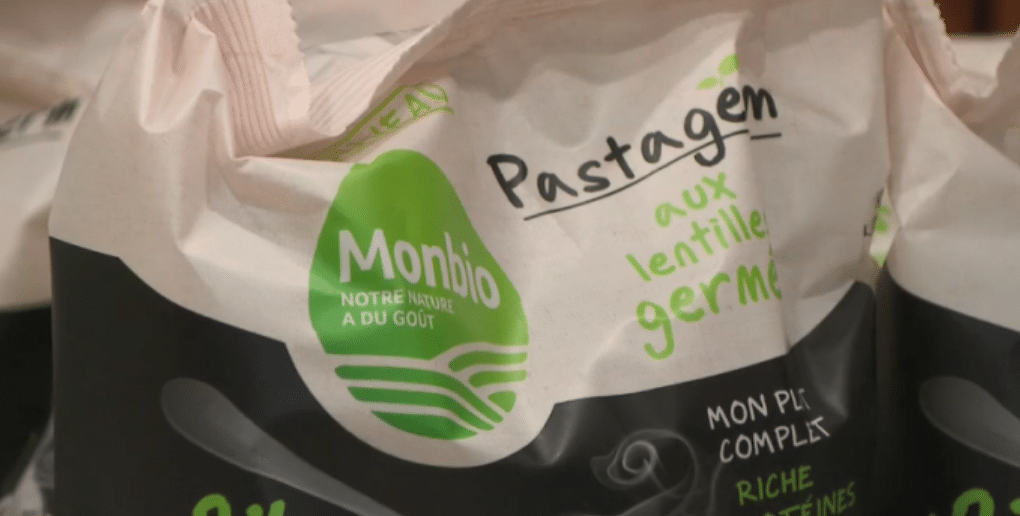 Pastagerm : les pâtes Nutrinat aux légumineuses