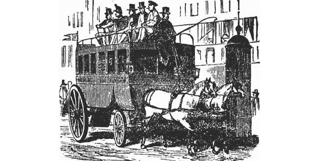 Omnibus Paris