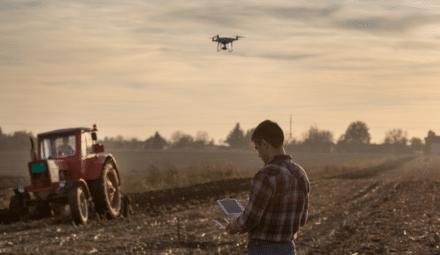 drone agriculteur