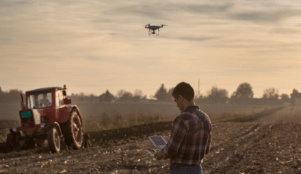 drone agriculteur