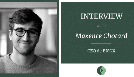 interview eisox maxence chotard