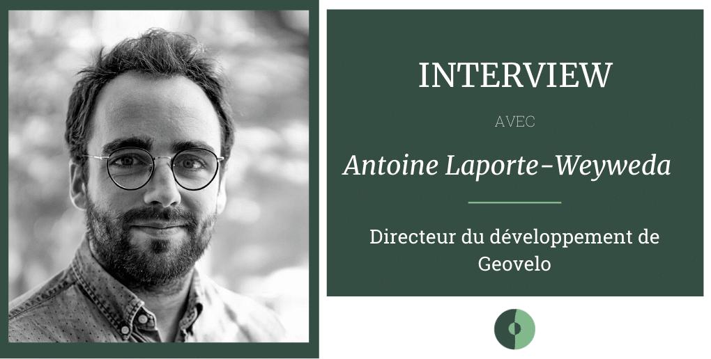 interview geovelo