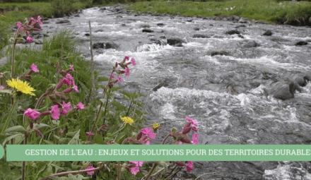 gestion de l'eau rivière