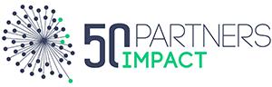logo 50 partners impact