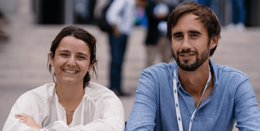 Jean Moreau et Eva Sadoun