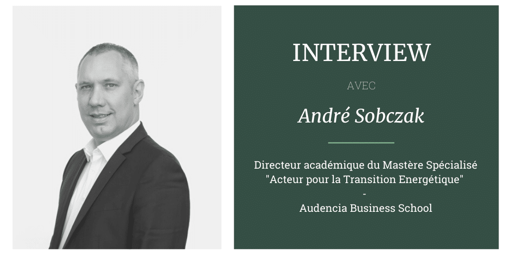 André Sobczak Audencia