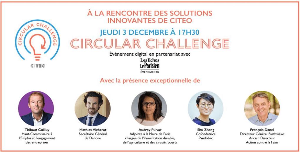 programme circular challenge citeo