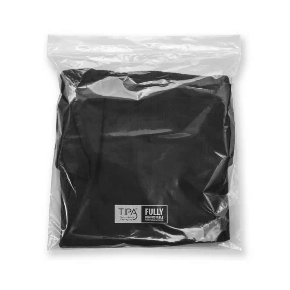 Emballage plastique souple compostable Fashion TIPA