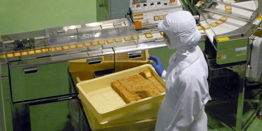 usine biscuits