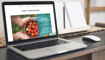 Foodologic écran site