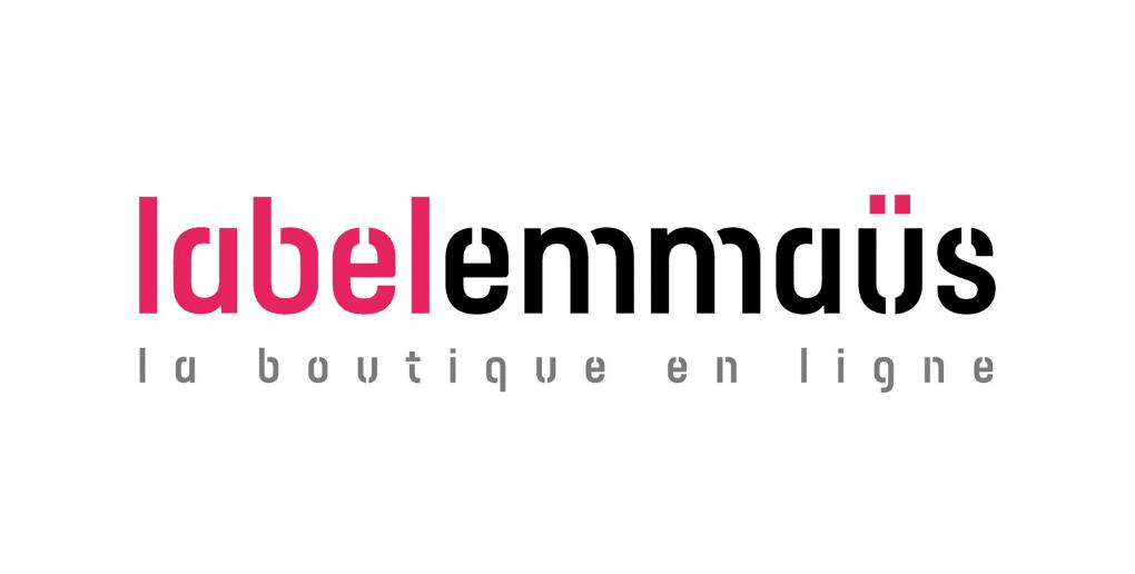 Label Emmaüs logo