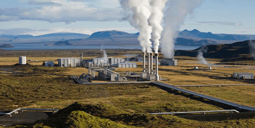 installation géothermie islande