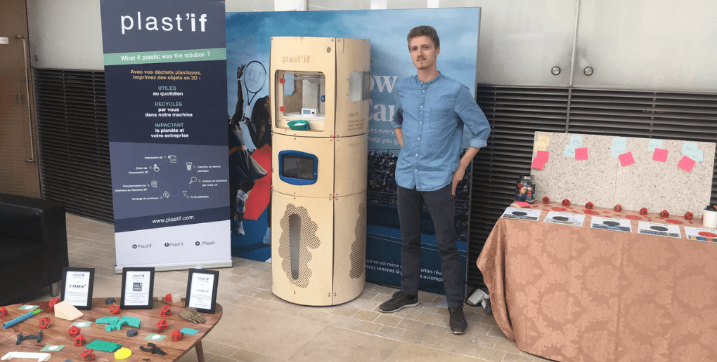 Plast'if machine impression 3D