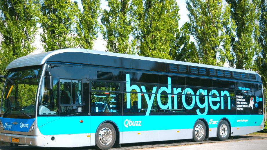 bus hydrogène