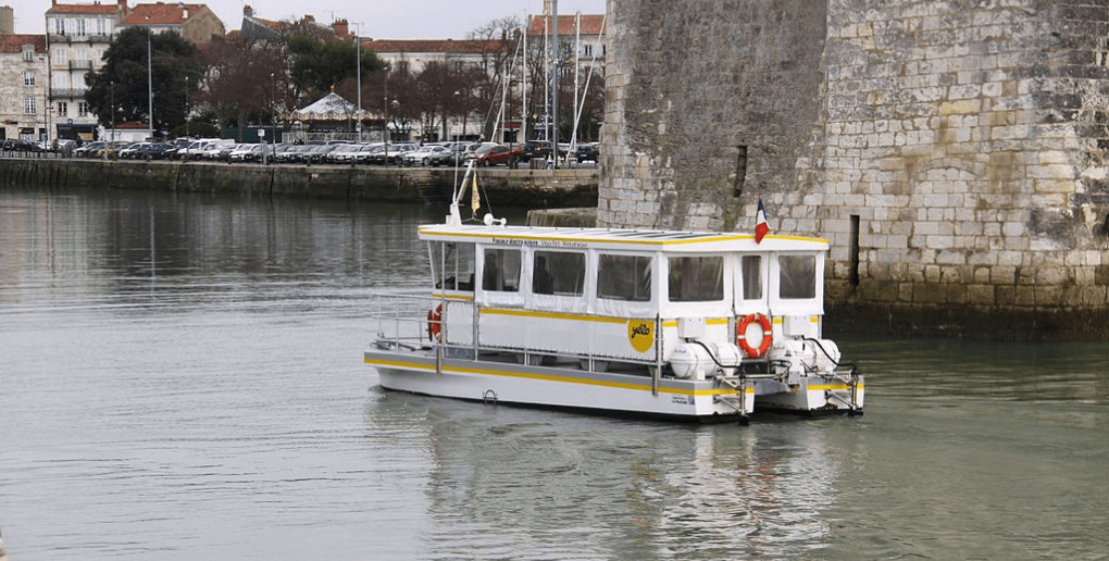 navette fluviale - La Rochelle