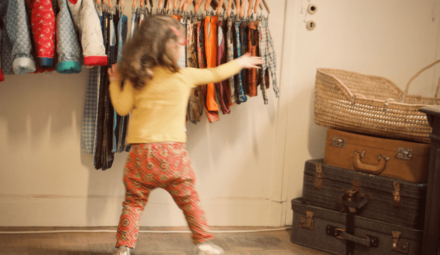 mode enfant upcycling