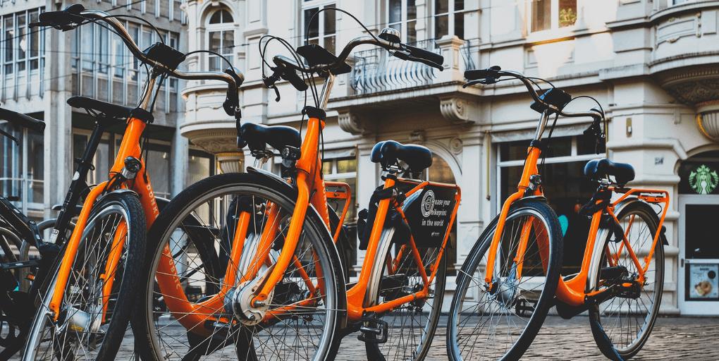 Vélos mobilité douces