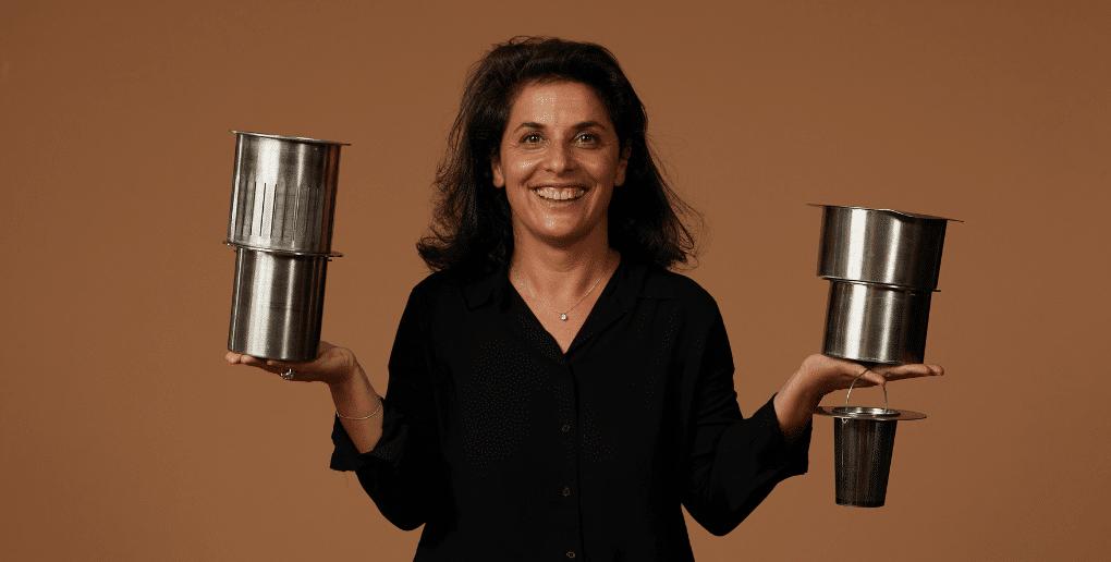 Kareen Maya Levy, co-fondatrice de Kippit