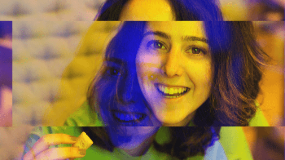 Portrait Camille Azoulai Funky Veggie