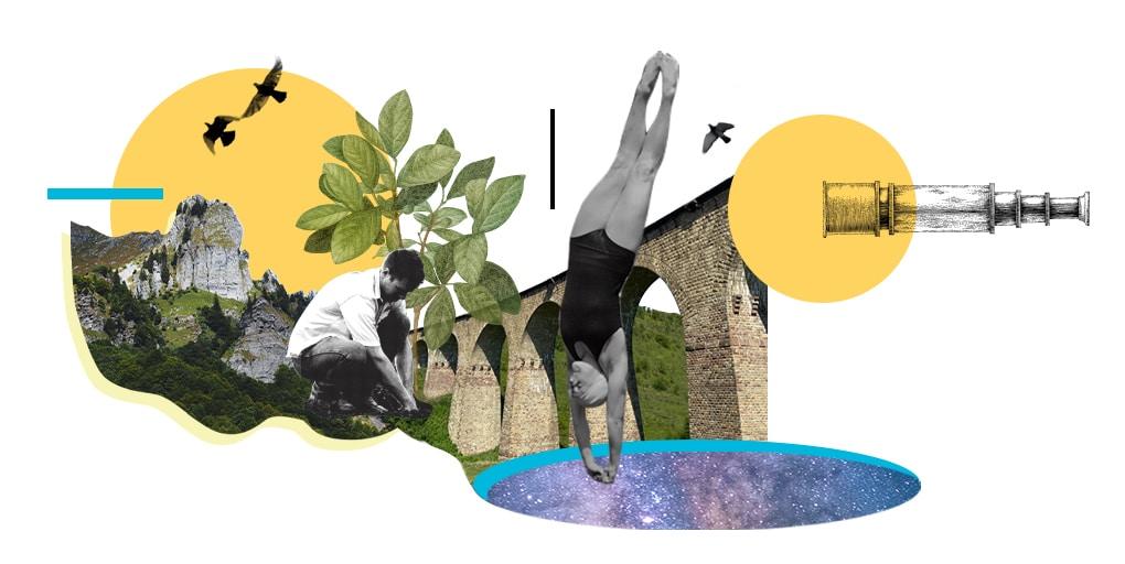 illustration dossier utopies