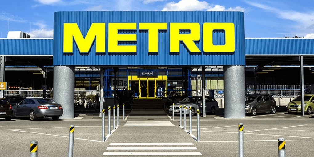 magasin Metro