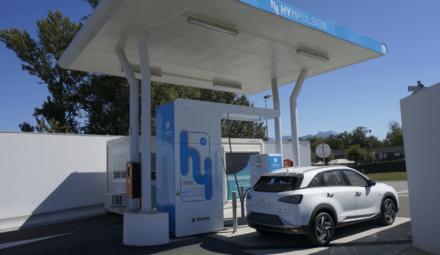 station de recharge hydrogène atawey