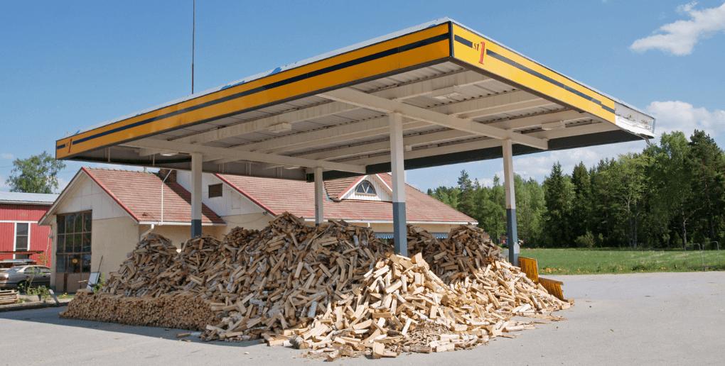 carburants bois