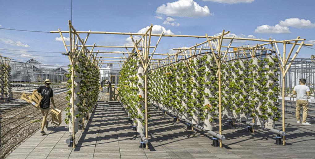 ferme urbaine agripolis