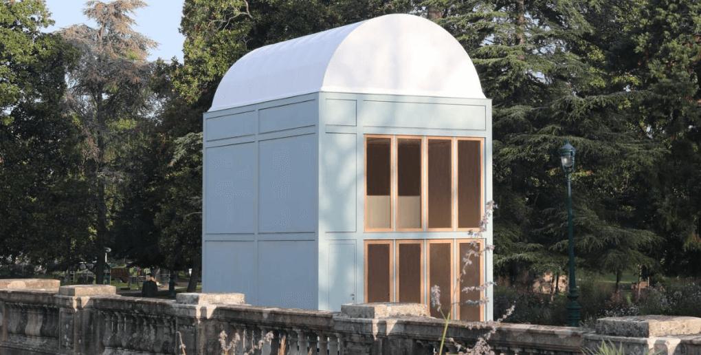 premier prototype de proto-habitat