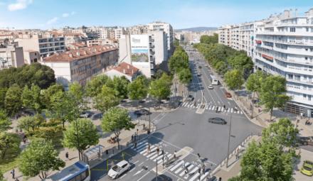 rocade du Jarret Marseille