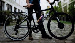 vélo électrifié virvolt