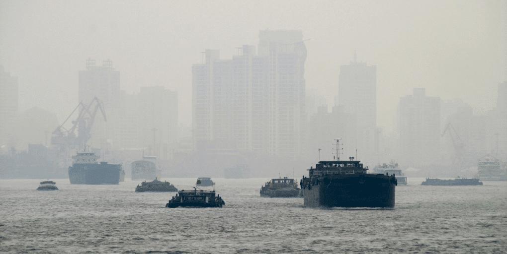 mapping qualité de l'air