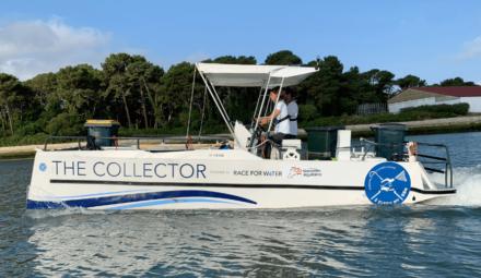The Collector, le bateau de I CLean My Sea
