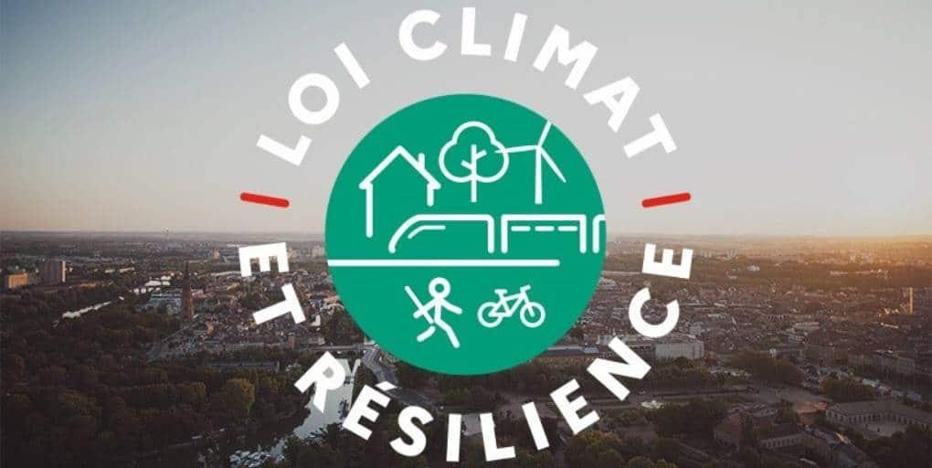 logo loi climat
