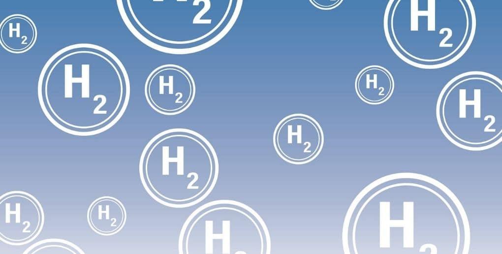Formule de l'hydrogène
