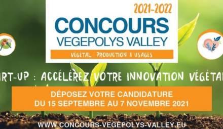 L'affiche du concours Vegepolys Valley