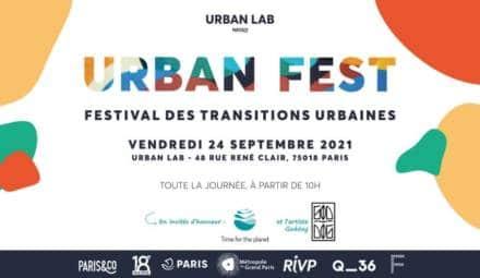 bannière Urban Fest