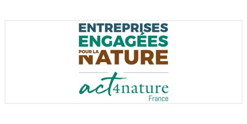 logo programme entreprises engagées pour la nature