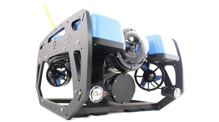 ender ocean robot