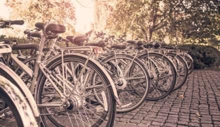 parking a vélo