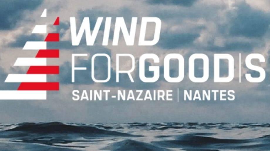 logo wind for goods